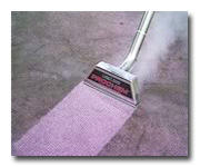 Domestic Carpet Cleaning Service